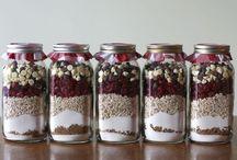 cookies in a jar recipes / by Sue Sanders