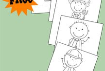 Themed Activities for Kids / by Nicole Carpenter {MOMentity.com}