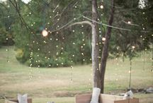 Outdoor ideas / by Stephanie Cotten