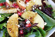Salads / by Victoria Gilbert