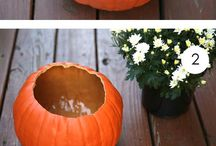 Autumn / Decorations | Costumes | Crafts  / by Sami Veader