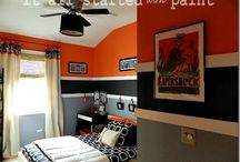 it started with MY DIY: TEEN ROOM / by Linda @ it all started with paint blog
