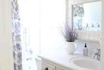 Bath remodel / Ideas for hall bath / by Sherry Cheever