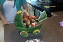 Baby shower food / by Jessica Nicole