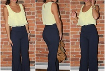 WHAT TO WEAR, WHAT TO WEAR / by DeAndrea Hall
