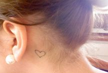 Tattoos / by Anna Murphy