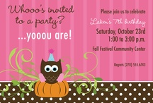 LuWhoo's 2nd birthday bash / by Amber Woodall