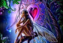 Fairy / by Kelly Salcedo