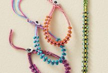 BEADS / Bead crafts / by Sharon Fry