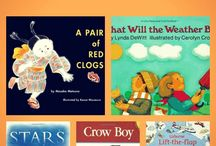 Great Books for Kindergarten / by HomespunSprout