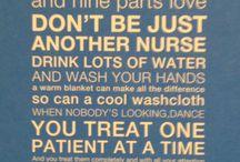 nursing!! / by Teig Sabo