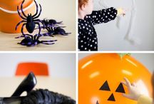 Halloween party / by Stephanie