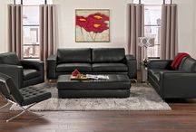 Living Rooms / by Furniture.com