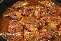 Caribbean Cooking / by Sarah Burch