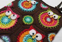 crochet, echarpe, barettes,accessoires / by Mymy Merabti
