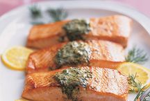 Salmon Recipes / by Joy Isaguirre