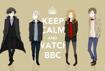 Doctor Who,Sherlock,Torchwood / All things Doctor Who, Sherlock, Torchwood, David Tennant, Matt Smith, Benedict Cumberbatch, Martin Freeman, Andrew Scott, and John Barrowman / by Zoe Ward