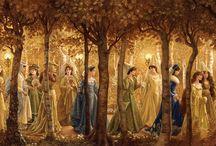 Fairy Tale Gold / by Gypsy Thornton