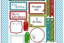 Christmas Digital & Printable / by Digi Scrap Delights