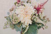 Flowers / by Angela Tafoya