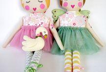 Dolls / by Vicki Defoore