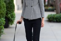 Houndstooth  / by Diane Kinney