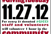 Giving Tuesday / by Girl ScoutsCCS