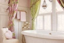 Elegant Bathrooms / Restrooms with style and grace / by Girl in Pink