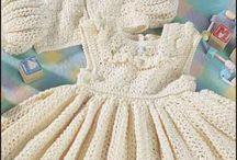 Crochet: Clothes for children / Haken: Kleding voor kinderen / by Eveline Westerhof