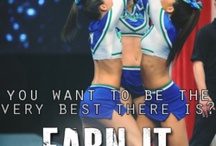 Cheer / by Claire Cowley