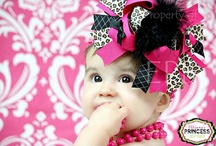Bow-tiful Creations / Ideas for hair bows  / by Brandi Pye