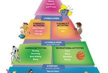 PE lesson plan ideas for elementary school / by Terri Wilson