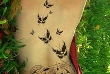 Tattoos / by Ro Ro