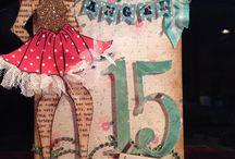Prima doll tags / by Lora Benitez-Buehrig