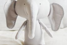 Sew Soft Toys / by Ruth Topless