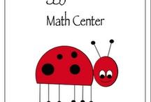 Cool School Ideas-Math / by Justina Morgan