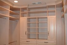 Closet in new house / by Alisa Johnson