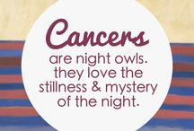 I am a Cancerian / by Nadia de Beer