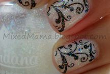 Fancy Nails  / by Antonia Binkoski