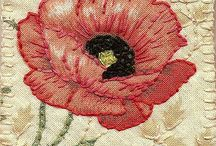 Fabric postcards / by Susan Byrd