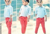 Kids style / by Michelle Leatherman