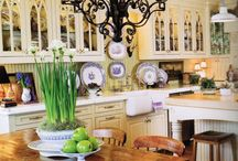 At Home: Kitchen Ideas / by Junkin' J