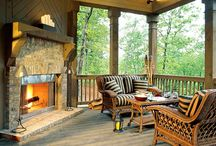 Dream Home - Outdoor Spaces / by Lindsay McCarthy