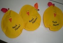 Easter craft's / by Marissa Psaroudaki