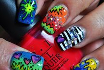 nails / by Elizabeth Bogart