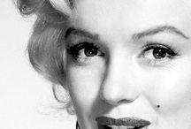 Marilyn Monroe  my beauty icon / by Denae 'Erickson' Walcisak
