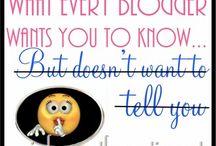 Biz, Blogging and Work / by Yacy Lia
