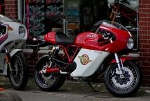 Ducati / by Yon Yarytzu