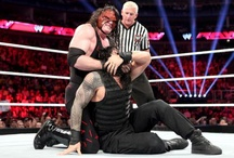 WWE / by Lisa Miller