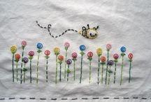 Embroidery Love / by Cheryl Sleboda